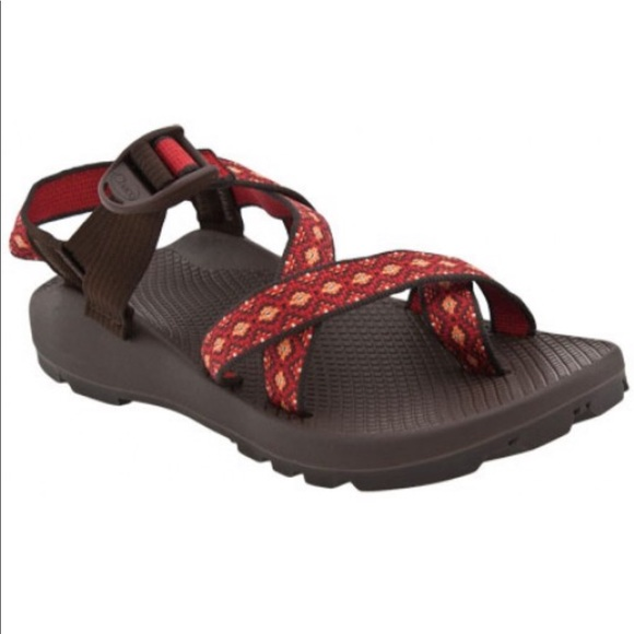 5771a3d06867 Chaco Unaweep Sandals Vibram Sole Chili 6